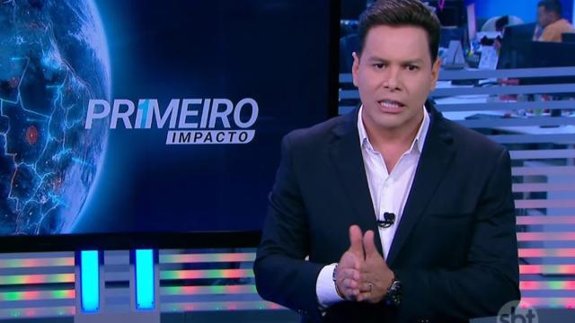 Jornalistas do SBT querem a demissão de Marcão do Povo