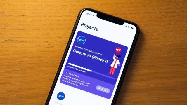 Progetto Corona, si utilizza l'app DreamLab per la ricerca di trattamenti anti-coronavirus