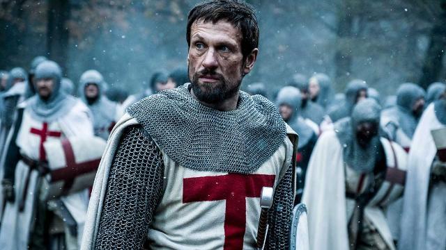 'Knightfall' 5 grandes atores da série