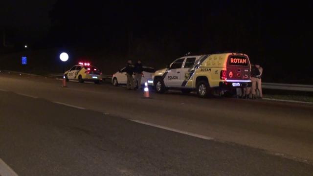 Homem tenta assaltar motorista de aplicativo e é morto em Curitiba