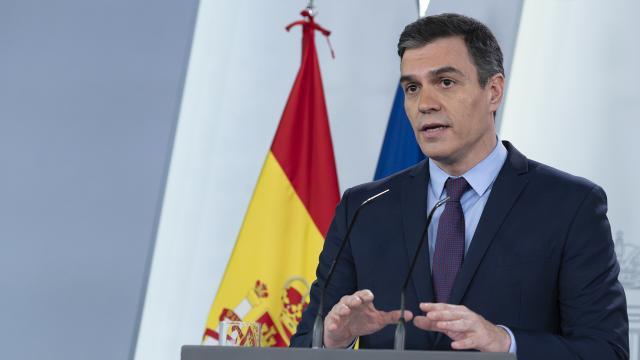 """Pedro Sánchez y la """"desescalada"""": la forma de salir de la pandemia de Coronavirus"""