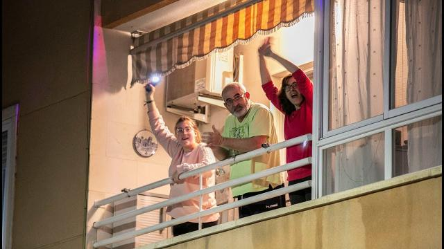 Las 10 canciones que más suenan en el aplauso colectivo de cada tarde en España