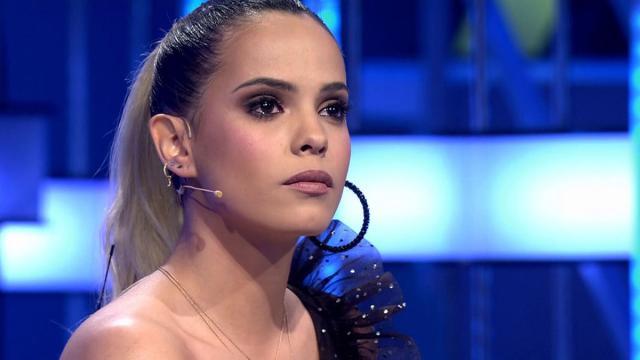Gloria Camila, otra vez incómoda por los comentarios íntimos de Ana María Aldón
