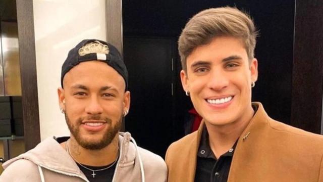 Namorado da mãe de Neymar vira piada na web depois de ter o passado vasculhado