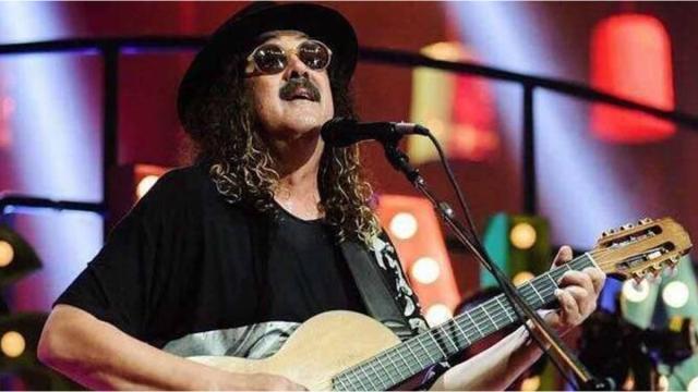 Com 72 anos de idade, morre cantor Moraes Moreira