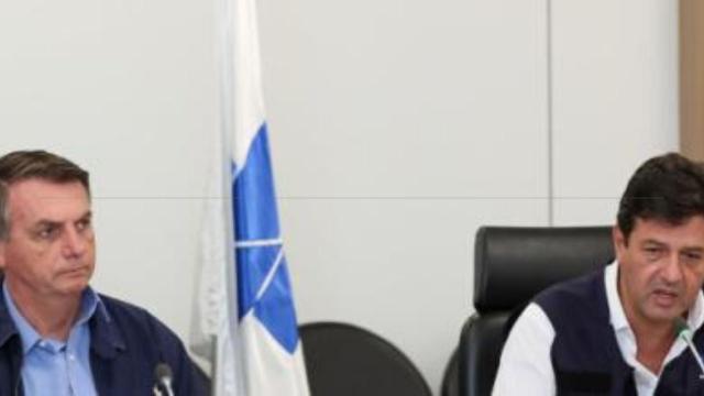 Mandetta contradiz medidas do presidente Bolsonaro e pede discurso único