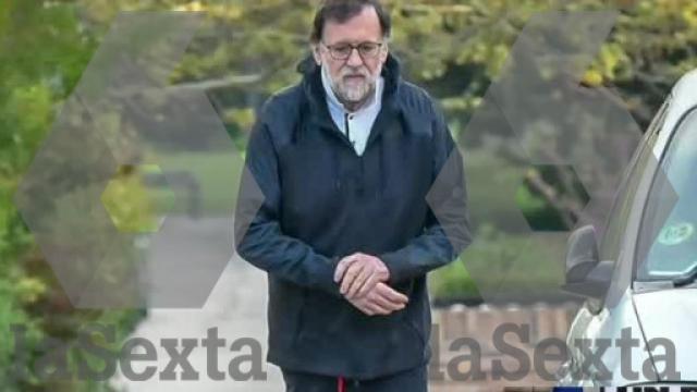 Interior investiga si Rajoy se saltó la cuarentena para salir a hacer ejercicio en Madrid
