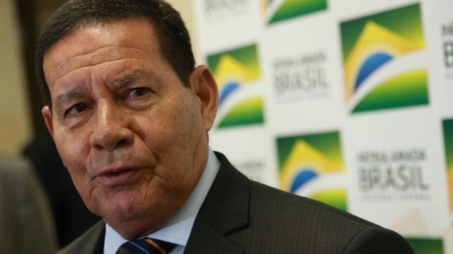 Mourão faz críticas para Mandetta: 'não precisava ter dito algumas coisas'