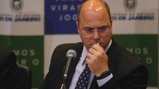 Coronavírus: Governador do RJ, Wilson Witzel testa positivo para a doença