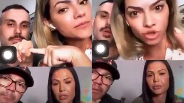 Em live, Kelly Key dá dica íntima para Gracyanne Barbosa e Belo