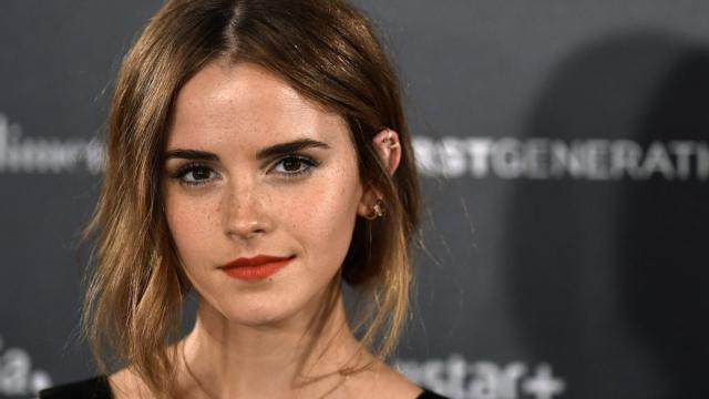 La actriz y modelo británica Emma Watson cumple 30 años