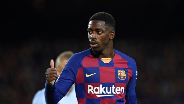 Mercato PSG : Paris et Liverpool se livrent 'une guerre' pour Ousmane Dembélé
