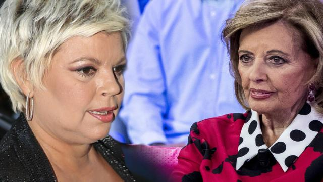 María Teresa Campos revela que Terelu está angustiada por ella