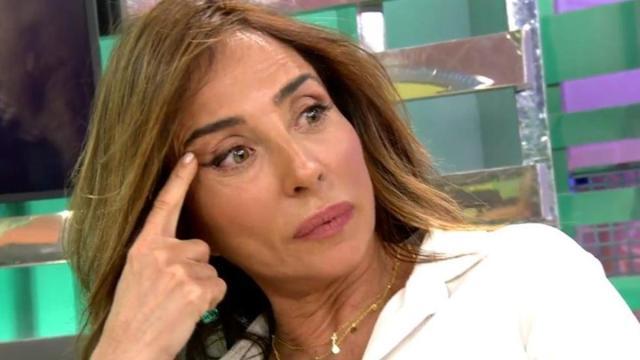 Agreden a María Patiño en un supermercado por discrepancias en la línea de 'Sálvame'