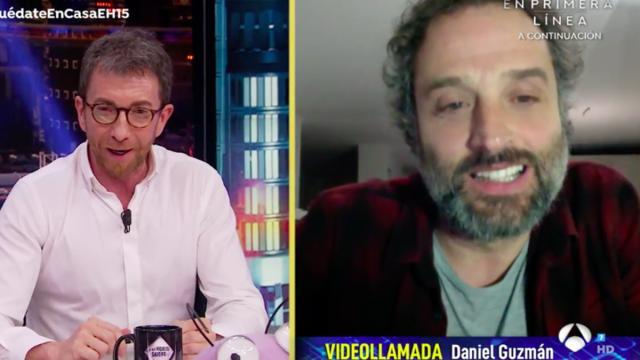 Daniel Guzmán por el confinamiento está irreconocible por su cambio de 'look'