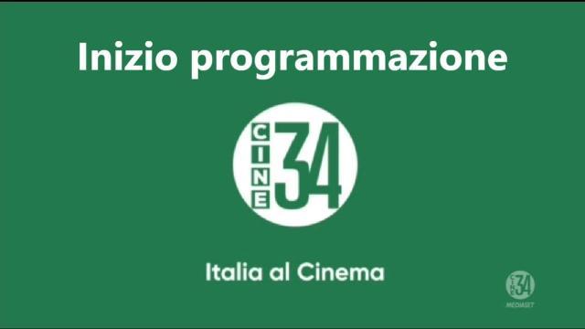 Programmazione TV: continua il palinsesto di qualità sul cinema italiano di Cine 34