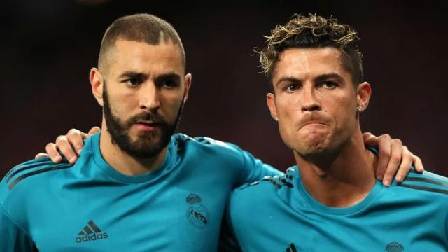 Mercato Real Madrid : Benzema 'menacé' en 'contact' avec Cristiano Ronaldo