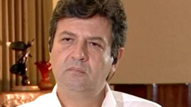 Durante entrevista o ministro Luiz Henrique Mandetta admite que deixará ministério