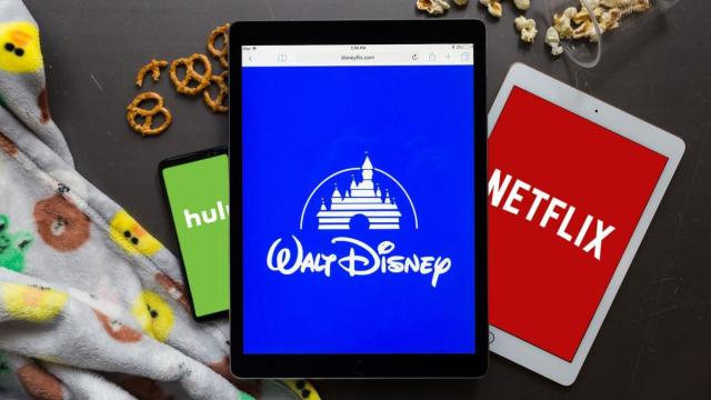 Netflix vale più di Disney: 187,3 miliardi di dollari il valore complessivo
