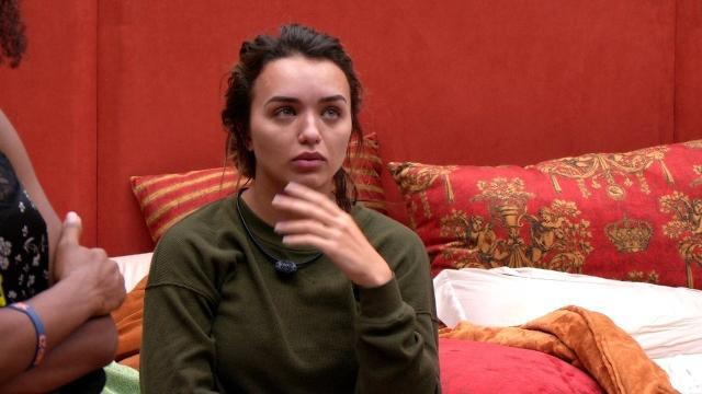 BBB20: Mari convida Ivy para o Vip e fala sobre indicar Rafa Kalimann ao paredão
