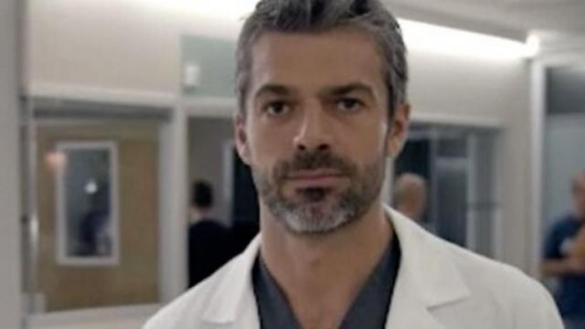 Doc- Nelle tue mani, l'attore Argentero ringrazia i medici che ora stanno combattendo