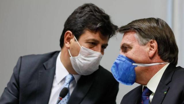 Após 'guerra' com BVolsonaro, Mandetta é demitido do Ministério da Saúde