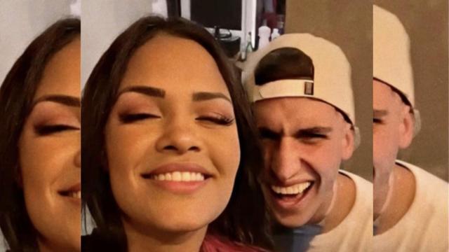 Felipe Prior pede Flayslane em namoro durante live e internautas vão a loucura