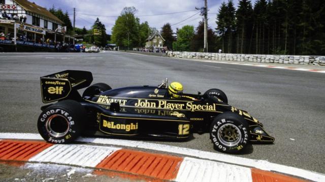As seis equipes que mais venceram na Fórmula 1