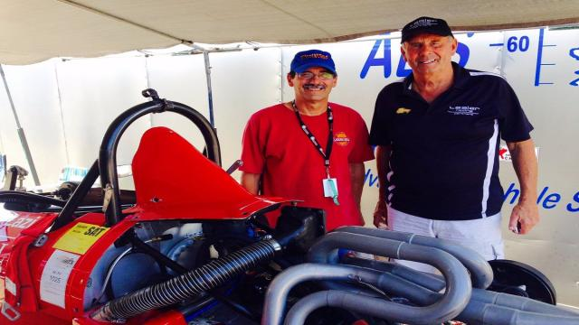 Open-wheel racing driver Bob Lazier dies after battle with coronavirus