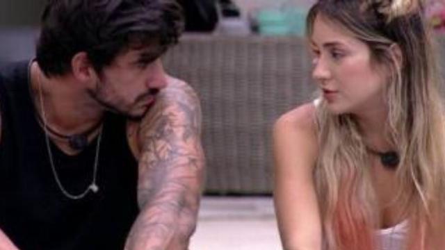 Guilherme diz que não está namorando com Gabi