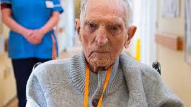 A 99 ans, il a vaincu le Coronavirus