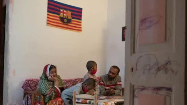 The New York Times mostró con una foto lo estricto del confinamiento en España