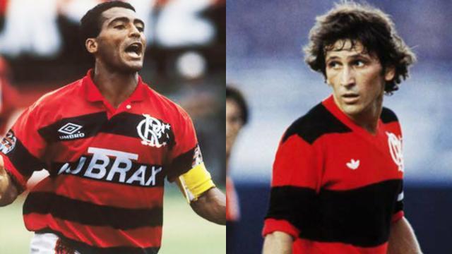 5 campeonatos brasileiros que tiveram artilheiros do Flamengo