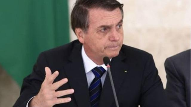 Covid-19: Jair Bolsonaro diz que espera que isolamento termine essa semana