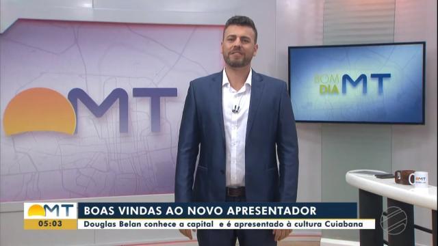 Apresentador de afiliada da Globo fica em saia justa ao receber foto íntima de espectador