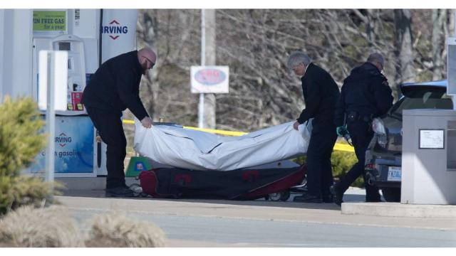 Atirador mata 13 pessoas no Canadá e depois é morto pela polícia