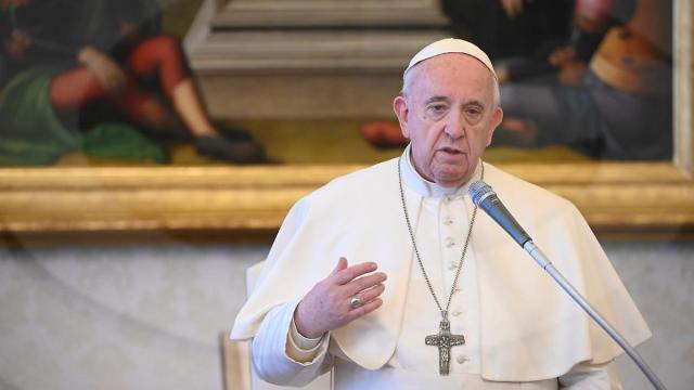 Coronavirus, Papa Francesco prega per l'unità dell'Europa