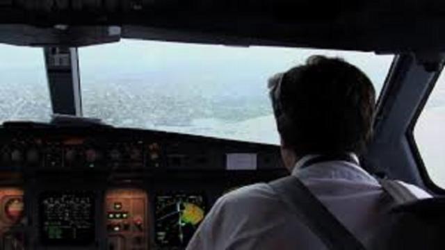 22 ans et déjà pilote de ligne