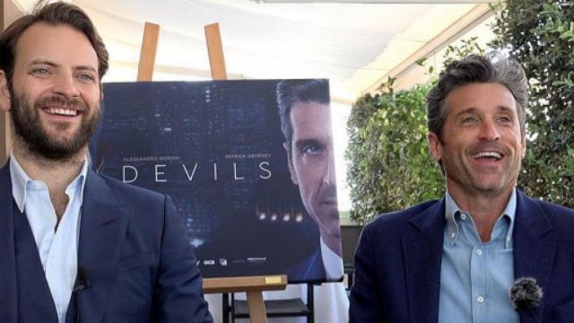 Diavoli: i primi episodi della nuova serie tv sono andati in onda il 17/4 su Sky Atlantic
