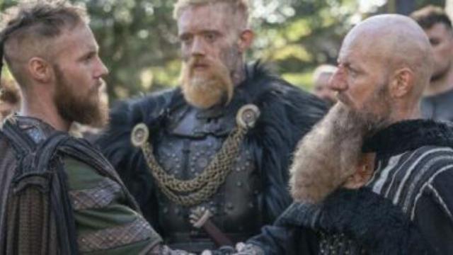 O signo de 5 famosos que integraram a série 'Vikings'