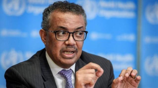 AdvierteTedros Adhanom, el jefe de la OMS: 'lo peor está por venir'.