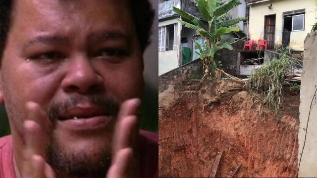 Pai de Babu Santana comove com a verdadeira condição financeira de sua família