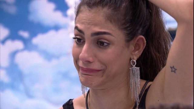 'BBB20': Mari chora ao rever seu namorado