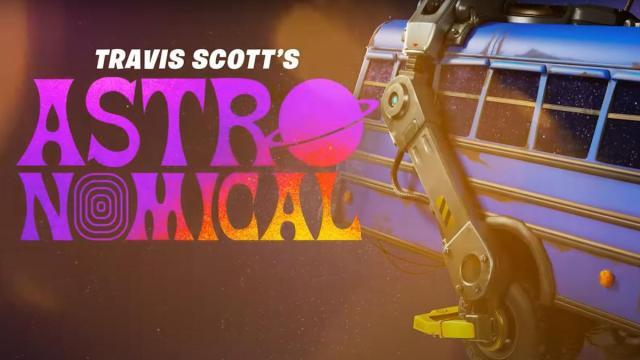 Travis Scott, concerti online su Fortnite dal 24 al 26 aprile