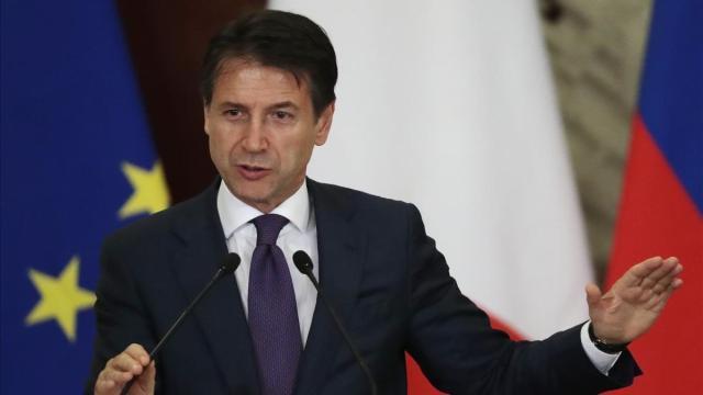 Giuseppe Conte anuncia que Italia volverá a la normalidad a partir del 4 de mayo