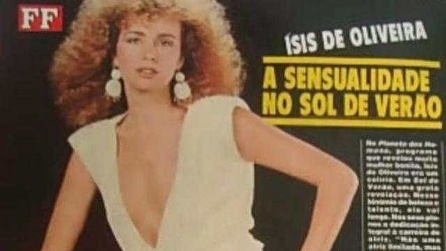 Atriz Ísis de Oliveira, registra boletim de ocorrência por agressão de namorado