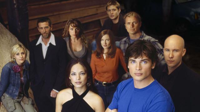 Os signos dos atores de 'Smallville'