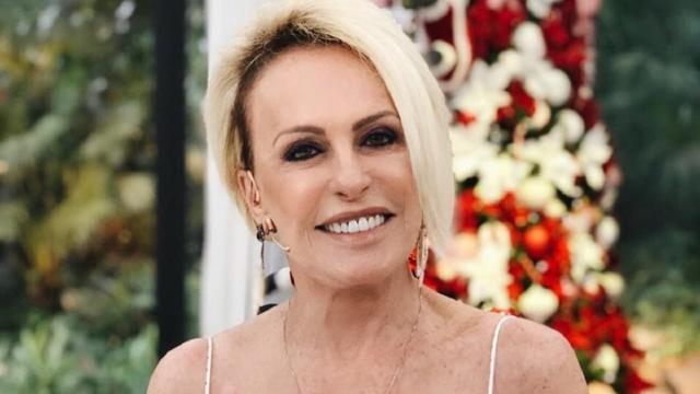 Ana Maria Braga comemora sua cura do câncer no programa 'Encontro'
