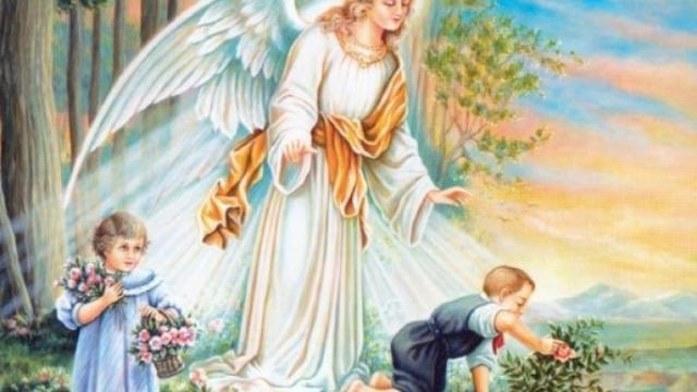 O anjo protetor que cada signo obtém