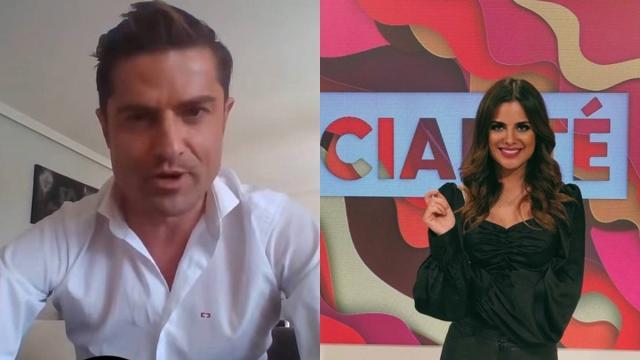 Alexia Rivas, la joven con la que Marta López pilló a Alfonso Merlos: 'Estamos muy bien'